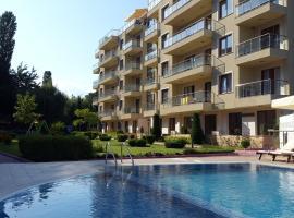 Botanica vip residence apartment, Warna
