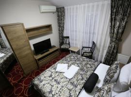 Hotel Pejton, Prisztina