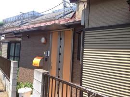 Share House in Nishitokyo 498, Katayama