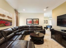 231 The Encore Club Resort 10 Bedroom Villa, Orlando
