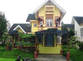 Zhidan Villas Kota Bunga, Puncak