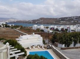 Villa Elena, Ornos