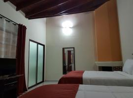 Hotel Monte Pinar, Languira