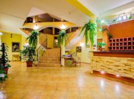 Hotel Jan, Шавница