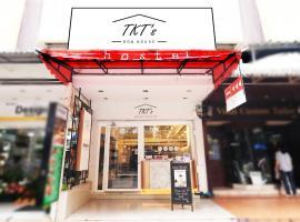 TKT's Row House,