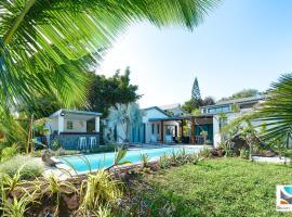 Villa Margalie, Saint-Gilles-les Bains