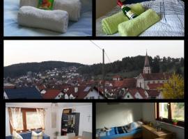 Ferienhaus Pension Fuchs