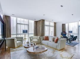 Driven Holiday Homes - City Walk - Quartz, Dubaï
