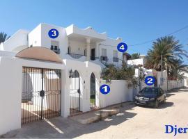 Appartements Plage Sidi Mehres, Mezraia