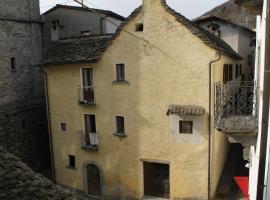 Casa Giubbini 2, Intragna