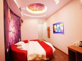 Thank Inn Chain Hotel Hubei Xianning Jiayu Yingbin Avenue, Jiayu