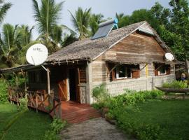 maison d hotes cabane dans les arbres, Andapanangoy