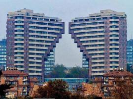 Apartment on Nairi Zaryan, Erywań