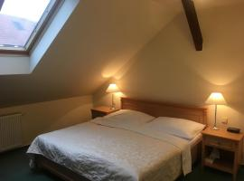 Zamecky Hotel Lednice, Леднице