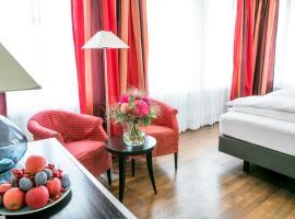 Hotel Metropol, St. Gallen