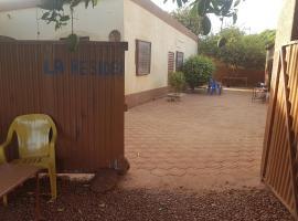 La Résidentielle, Bobo-Diulasso