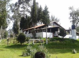 Quinta Ninahugo, Guaranda