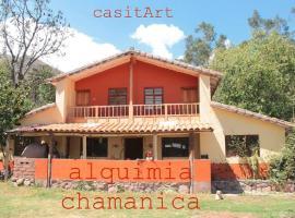 Casa Alquimia Chamanica, Urubamba