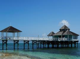 Kamalame Cay, Blanket Sound