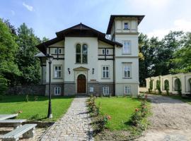 Spa Resort Libverda - Villa Friedland, Lázně Libverda