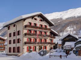 Hotel Bahnhof, Zermatt