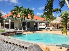Villa Carouge Martinique, Le François