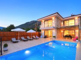 Villa Manzara 1, Üzümlü
