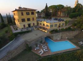 Villa Tavolese Hotel & Apartments, Certaldo