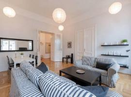 Black & white apartment Budapest, Budapeszt