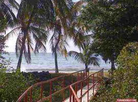 Apartamento con playa privada, Pampatar