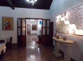 La Abadia Hotel Boutique, Chivacoa