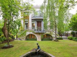 The Magical Embassy Villa, Dublin