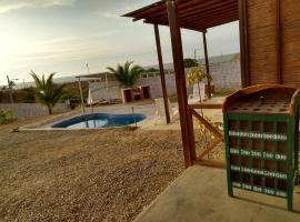 Bonanza Beach House Zorritos, Bocapán