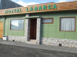 Hostal Labarca, Punta Arenas