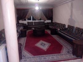 Bel appartement au centre ville de Tanger, Tangier