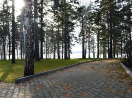 Resort Morozovo. Wellness Centre Sibirika, Berdsk