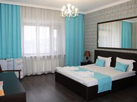 Hotel Bukpa, Karagandy