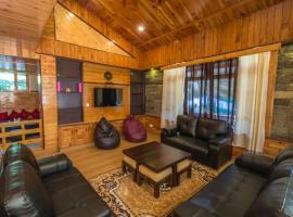 V Resorts Mantra Cottage Manali, Manāli