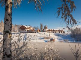 Rezidence u Jezera, Есеник