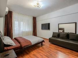Apartments on Tole bi, Almaty
