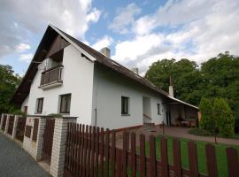 Holiday home in Nasavrky 31186, Nasavrky