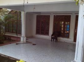 aasif tours, Kalpitiya