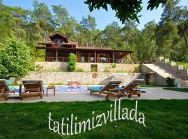 Villa Gizli Cennet Göcek, Гёчек