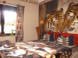 1 Ferienwohnung & 6 Gästezimmer