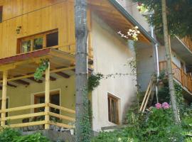 Mountain Sun Guest House, Chiflik