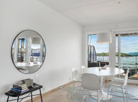 Wright Apartments Pir 2. Sørenga Oslo City, Oslo