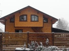Sadyba Gutsulska Pisnya Lodge, Mykulychyn