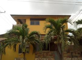 Big Ups hotel, Gbawe