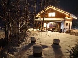 Holiday Home Chata Chopok, Tale