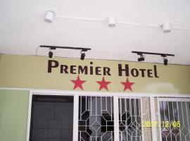 Premier hotel, Lusaka